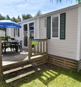mobil home pas cher camping normandie